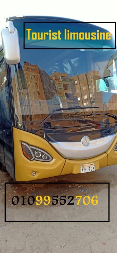 ايجار اتوبيس سياحي 600 موديل 2020