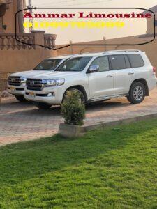 تاجير لاند كروزر بدون سائق باقل سعر 01099792099
