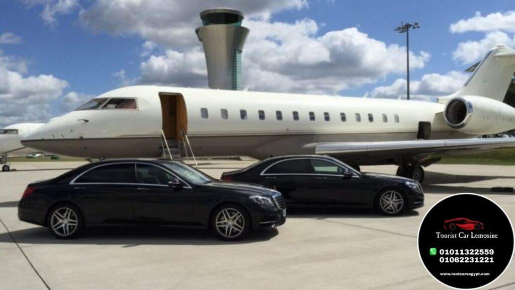 سيارات مرسيدس حديثة للايجار