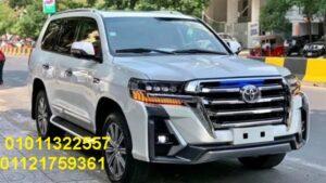 تاجير تويوتا لاند كروزر 2021 ال متعددة الاستخدام . SUV